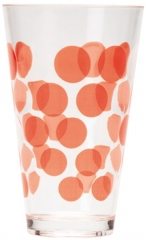 Dot Dot Becher rot 30 cl