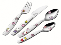 Kinderbesteck Hello Kitty 4-tlg.