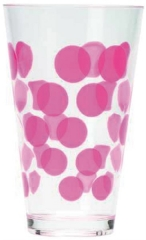 Dot Dot Becher fuchsia 30 cl
