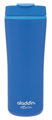 Recycled & Recyclable Mug, 0.35 l, blau