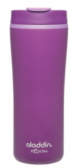 Recycled & Recyclable Mug, 0.35 l, violett