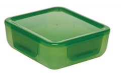 Easy-Keep Lid Lunchbox, 0.7 l, grün