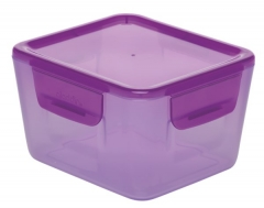 Easy-Keep Lid Lunchbox, 1.2 l, violett