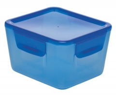 Easy-Keep Lid Lunchbox, 1.2 l, blau