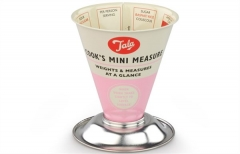 Cooks Mini Messbecher, pink H: 10.2 cm