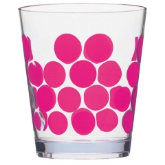 Dot Dot Becher fuchsia 40 cl