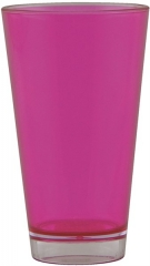 Tinted Becher fuchsia 30 cl