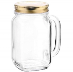 Country Drinking Jar 48 cl mit Deckel