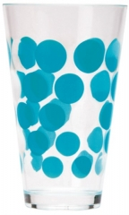 Dot Dot Becher aqua blau 30 cl
