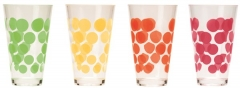Dot Dot Becher 4er Set 30 cl