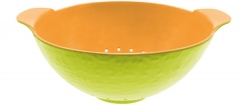 Duo Sieb Melone kiwi/orange 27×17 cm