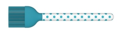 Dotty Backpinsel 20 cm, blau