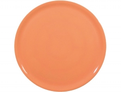 Napoli Pizza Teller orange 33cm