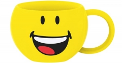 Smiley Jumbotasse, Emoticon Smile 64cl