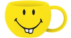 Smiley Kaffeetasse, Emoticon breites Grinsen 20cl