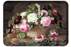 Old England Roses Tablett 30x21.5 cm
