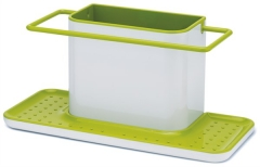 Sink Caddy gross, grün 30.5x13.14.2 cm