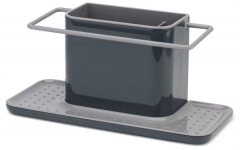 Sink Caddy gross, grau 30.5x13.14.2 cm
