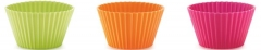 Backform 6er Set Muffin assortiert, Ø7x4 cm