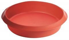 Backform Cake rund rot, 26 cm