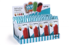 Display Eis am Stiel Lolly, 24 Stk. assortiert