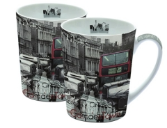 Set 2 Mugs London