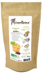BIO Chocolate Chip Muffins Backmischung, 285 g