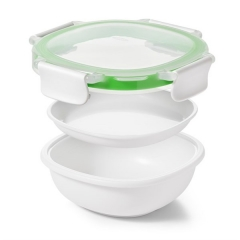 GG On-The-Go Snack Container, 15.2x15.2x6.4cm
