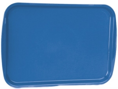 Fast Food Tablett blau 35.6 x 45.7cm