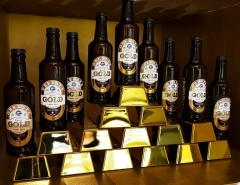 Obersee Bier Gold - Sixpack