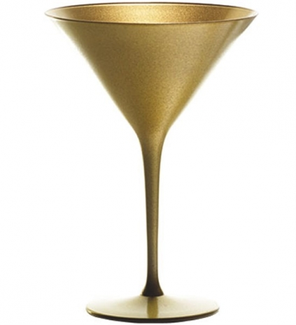 Olympic Cocktailschale 240ml gold