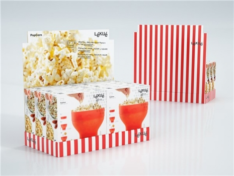 Display Popcorn Maker 6 Stk.