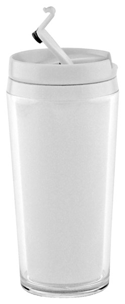 Thermobecher weiss 40 cl