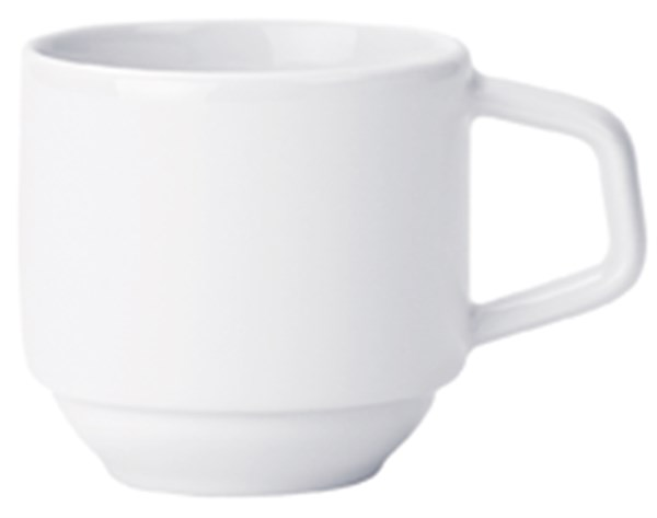 Affinity white Tasse stapelbar 60 MM 0,10 L