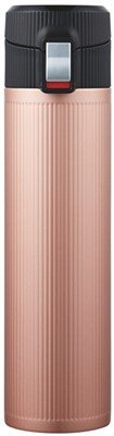 Trinkflasche Titan One Touch 330ml gold-pink